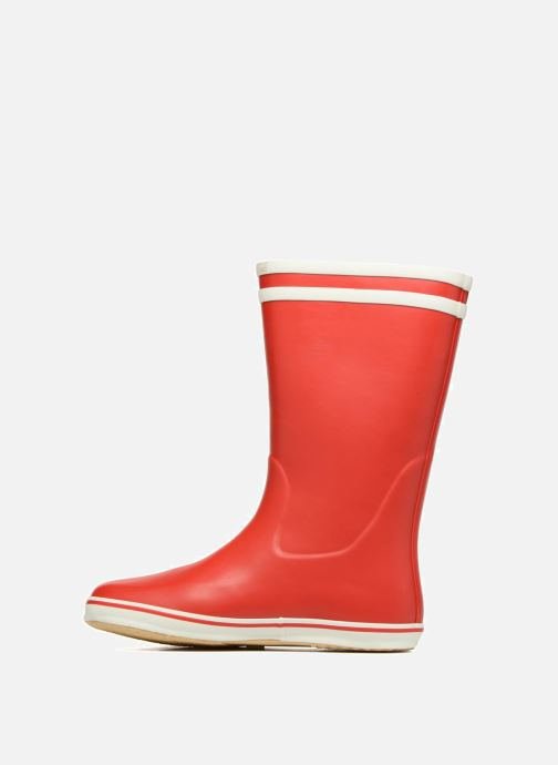 Boots & wellies Aigle Malouine BT Red front view