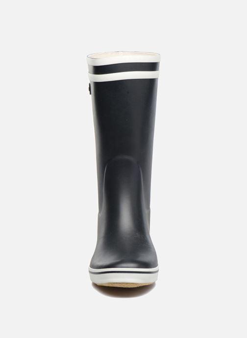 Boots & wellies Aigle Malouine BT Blue model view