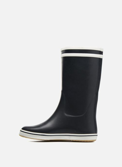 Boots & wellies Aigle Malouine BT Blue front view