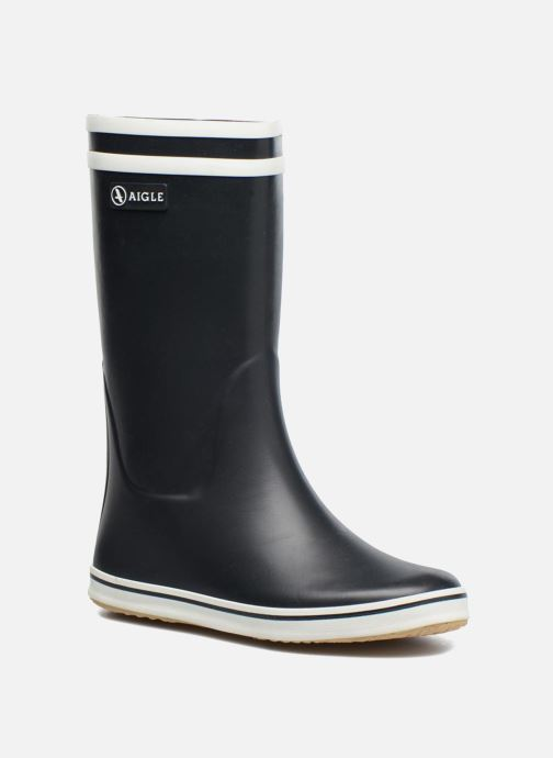 Boots & wellies Aigle Malouine BT Blue detailed view/ Pair view