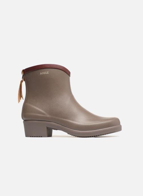 Bottines et boots Aigle MS Juliette BOT Marron vue derrière