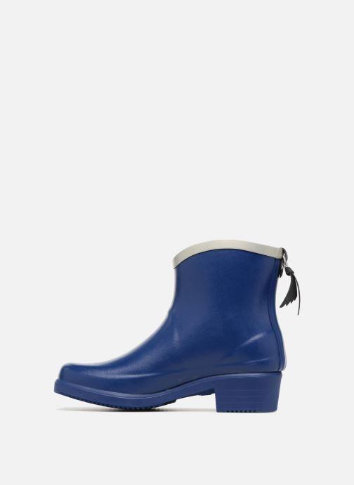 Ankle boots Aigle MS Juliette BOT Blue front view