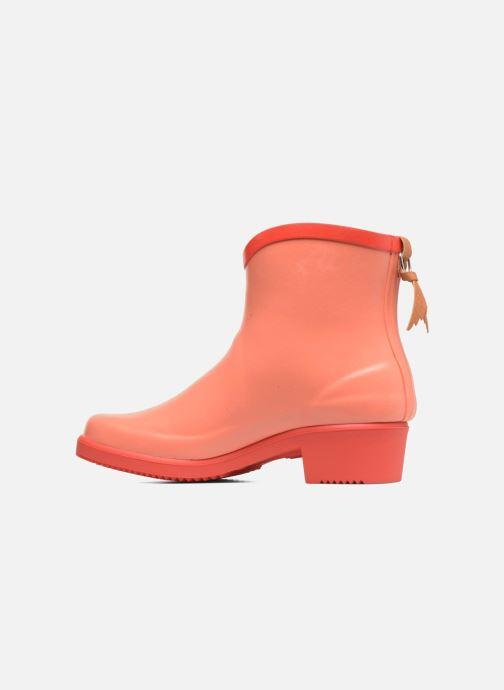 Bottines et boots Aigle MS Juliette BOT Orange vue face