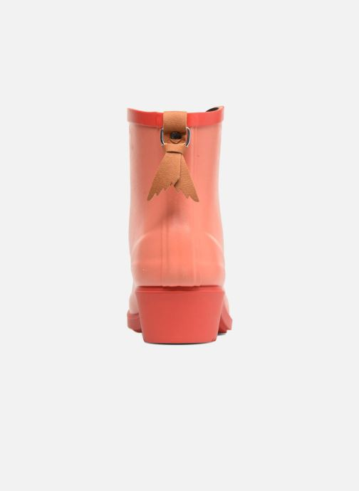 Bottines et boots Aigle MS Juliette BOT Orange vue droite