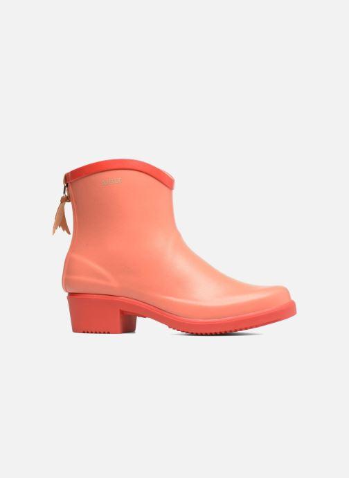 Bottines et boots Aigle MS Juliette BOT Orange vue derrière
