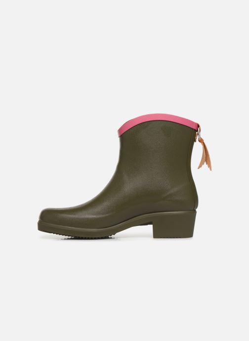 Bottines et boots Aigle MS Juliette BOT Vert vue face
