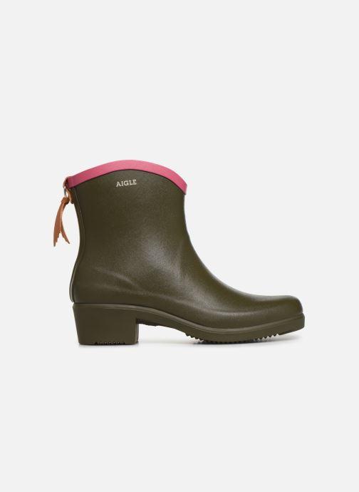 Bottines et boots Aigle MS Juliette BOT Vert vue derrière