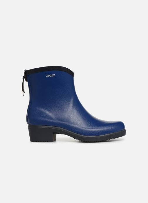 Bottines et boots Aigle MS Juliette BOT Bleu vue derrière