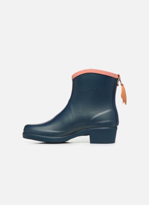Bottines et boots Aigle MS Juliette BOT Bleu vue face