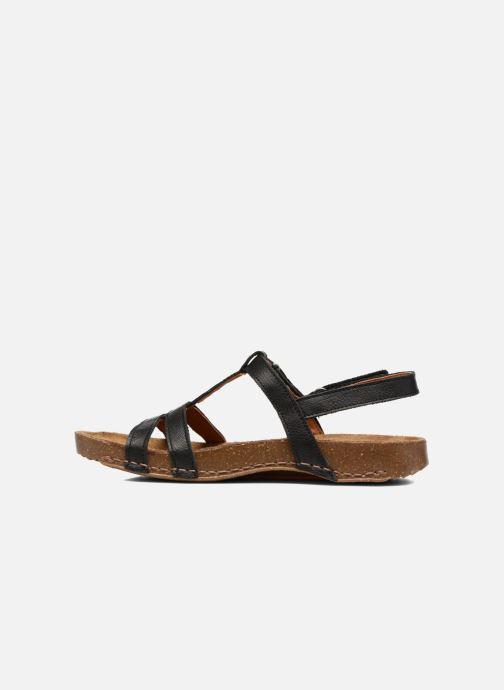 Sandalen Art I Breathe 946 schwarz ansicht von vorne