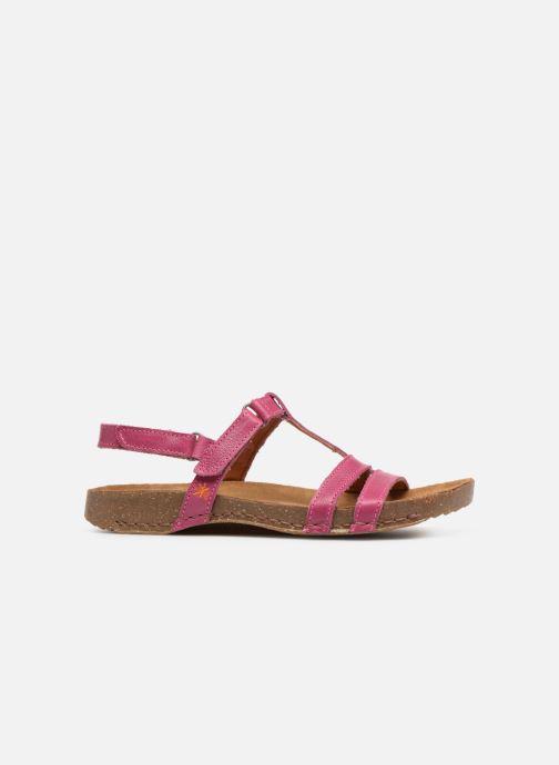 Sandales et nu-pieds Art I Breathe 946 Violet vue derrière