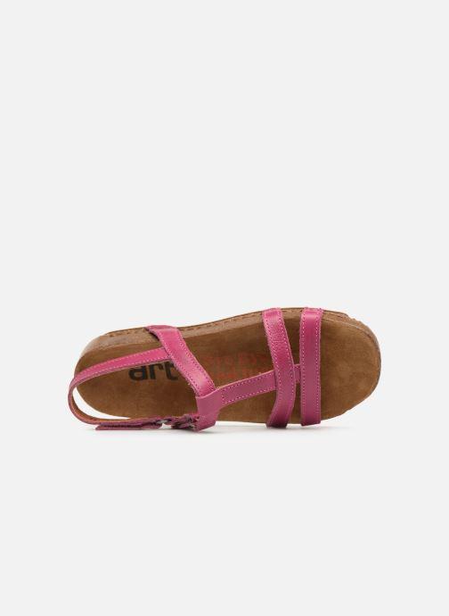 Sandales et nu-pieds Art I Breathe 946 Violet vue gauche