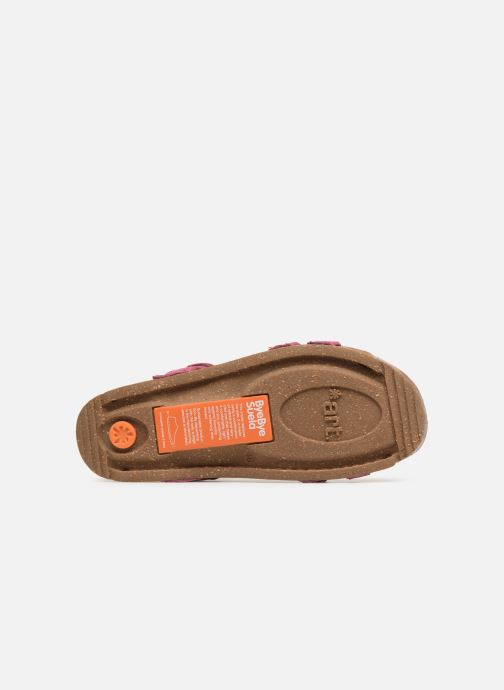 Sandales et nu-pieds Art I Breathe 946 Violet vue haut