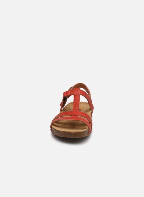 Sandales et nu-pieds Art I Breathe 946 Orange vue portées chaussures