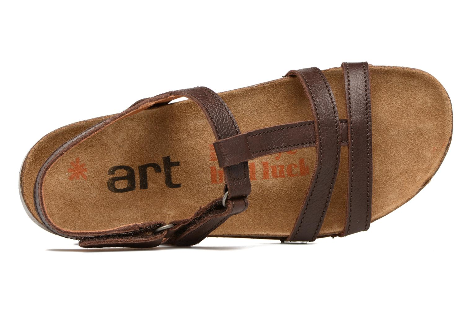 Sandalen Art I Breathe 946 Bruin links