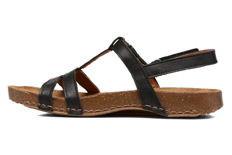 Sandalen Art I Breathe 946 Zwart voorkant