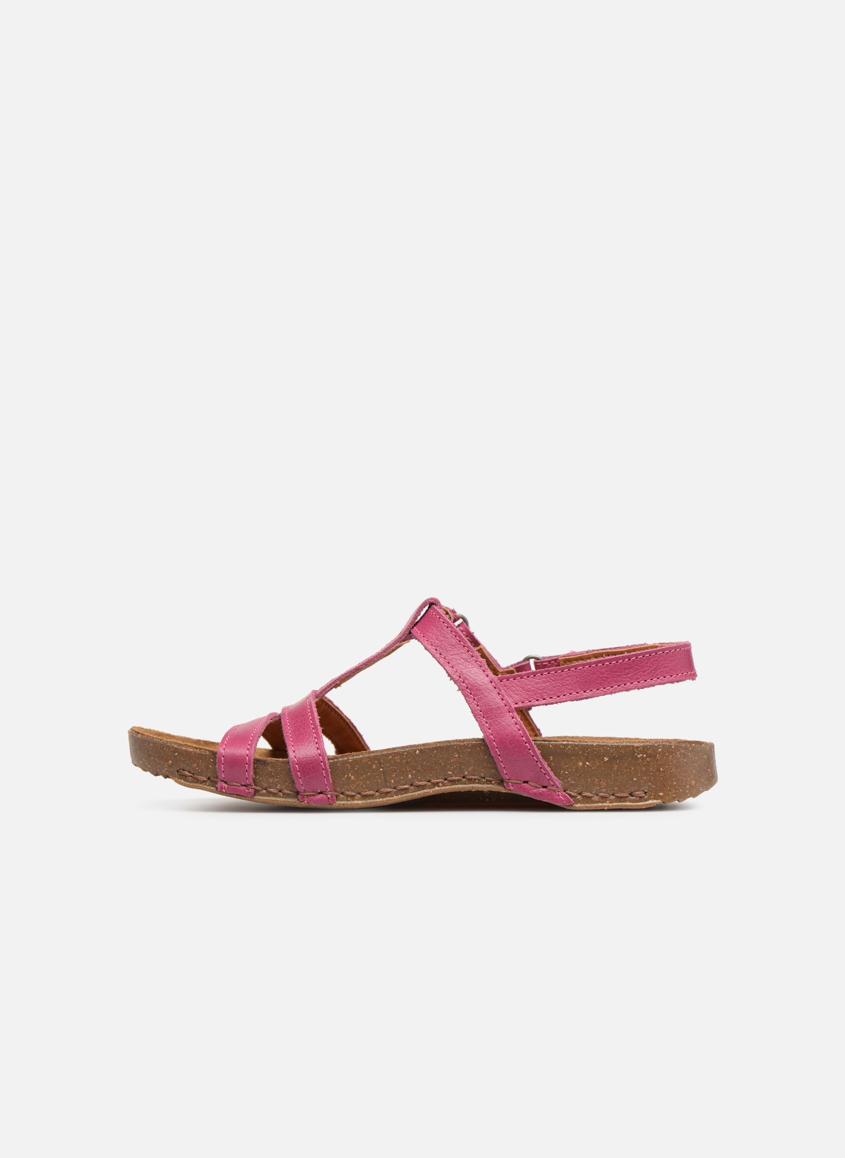 Sandales et nu-pieds Art I Breathe 946 Violet vue face