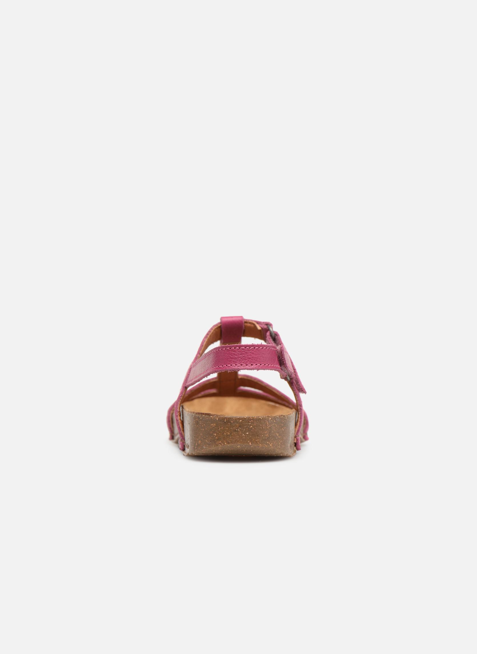 Sandales et nu-pieds Art I Breathe 946 Violet vue droite