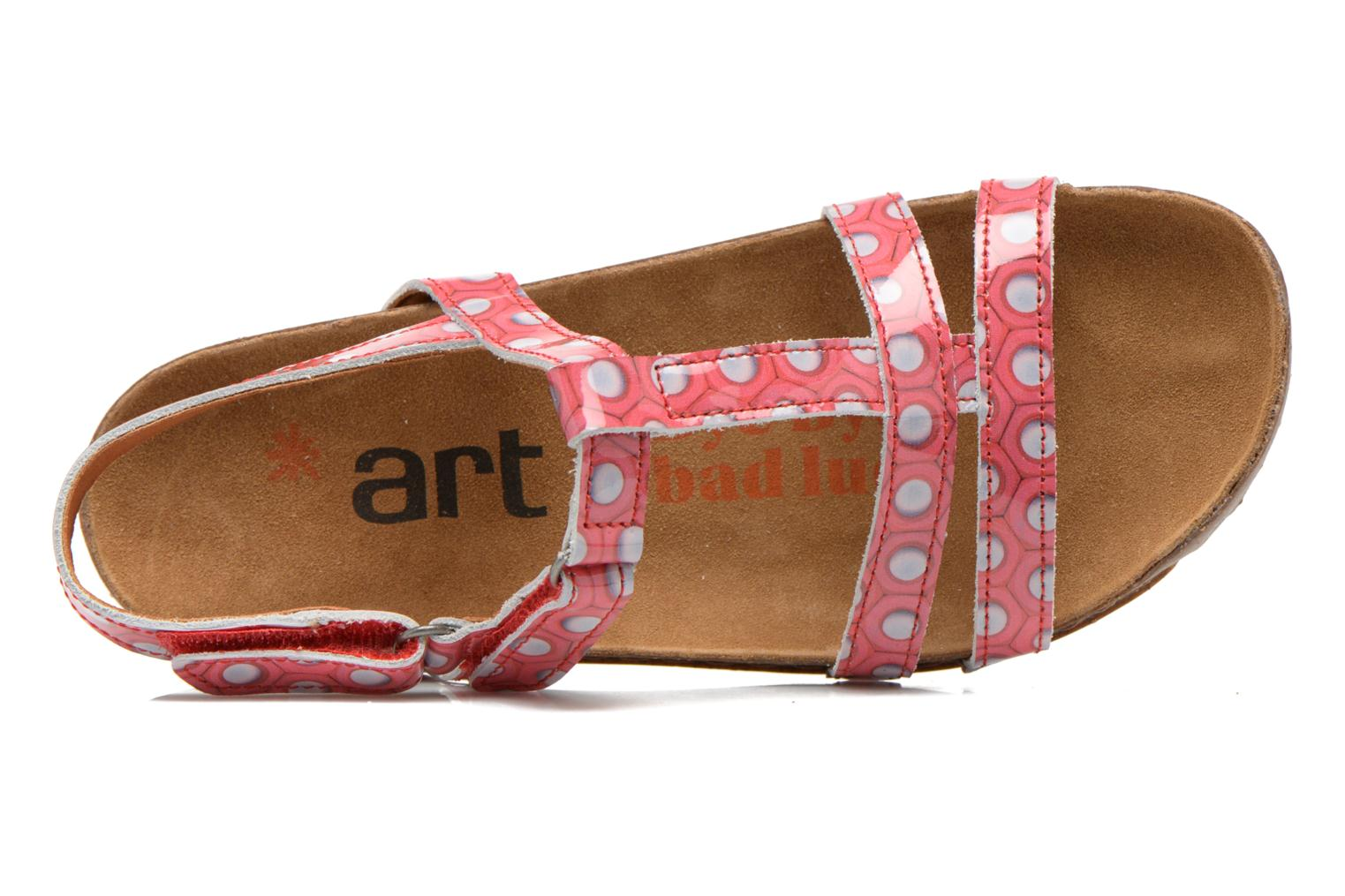 Sandals Art I Breathe 889 Multicolor view from the left