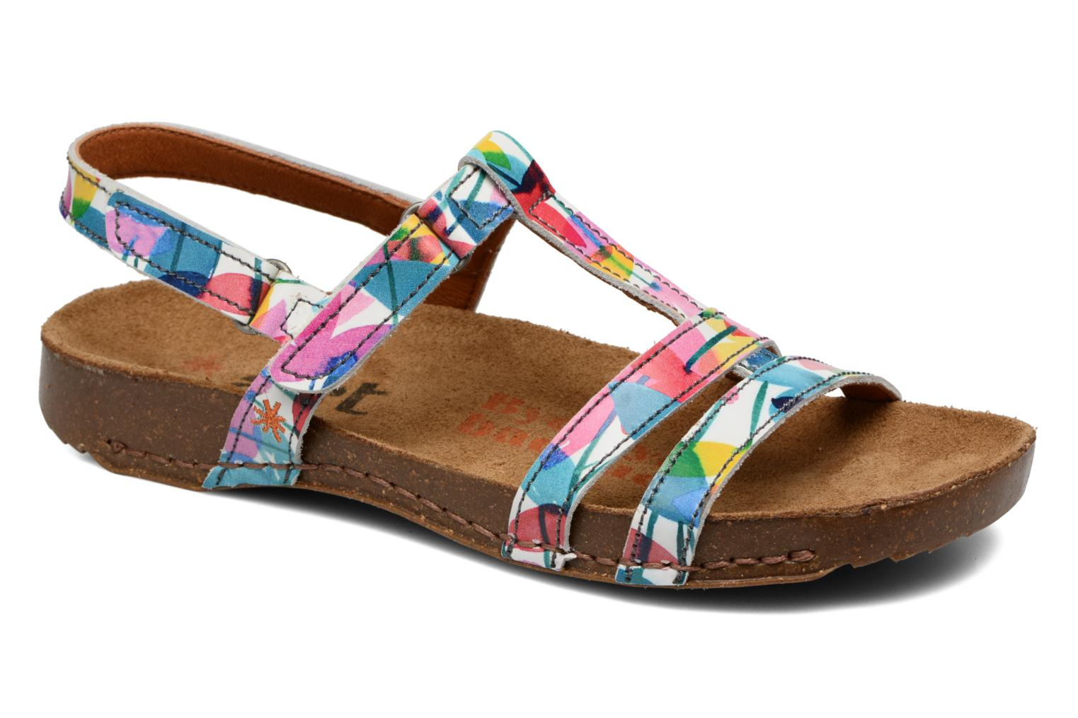 Sandals Art I Breathe 889 Multicolor detailed view/ Pair view