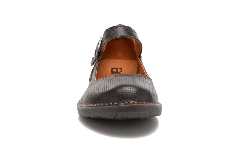Ballerines Art Bergen 921 Noir vue portées chaussures