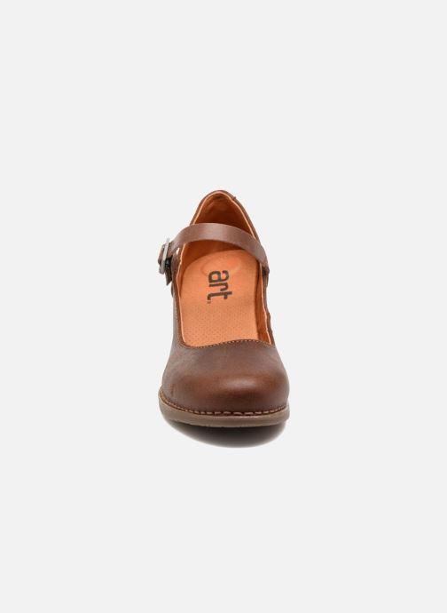 Escarpins Art Salzburg 417 Marron vue portées chaussures