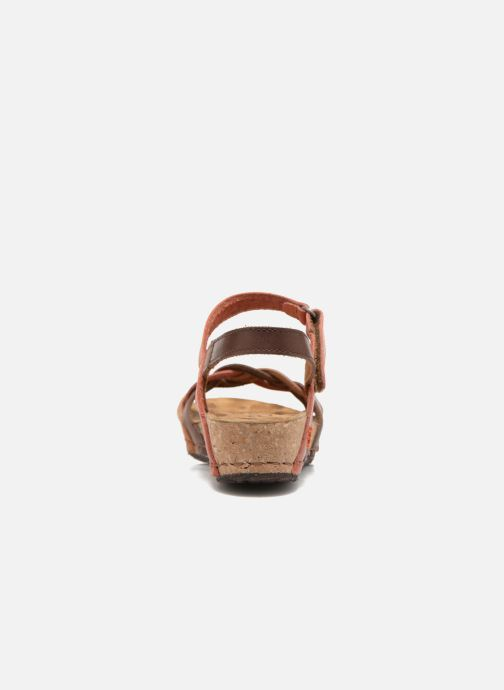 Art Pompei 735 (marron) - Sandales Et Nu-pieds Chez