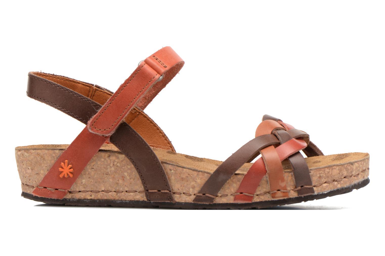 Sandali e scarpe aperte Art Pompei 735 Marrone immagine posteriore