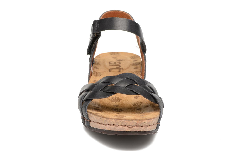 Sandales et nu-pieds Art Pompei 735 Noir vue portées chaussures