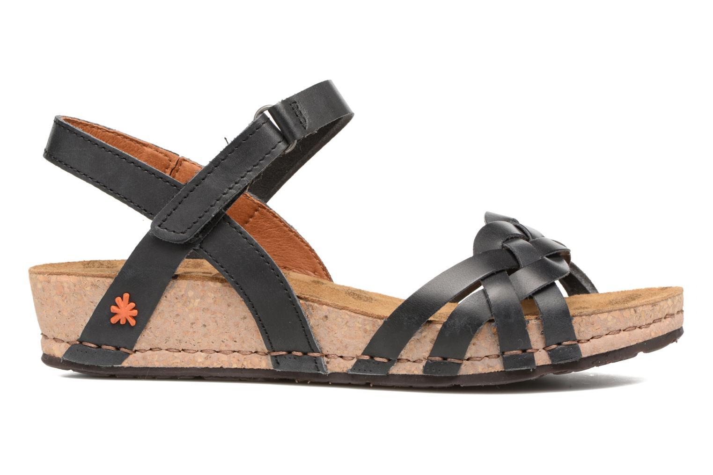 Sandales et nu-pieds Art Pompei 735 Noir vue derrière