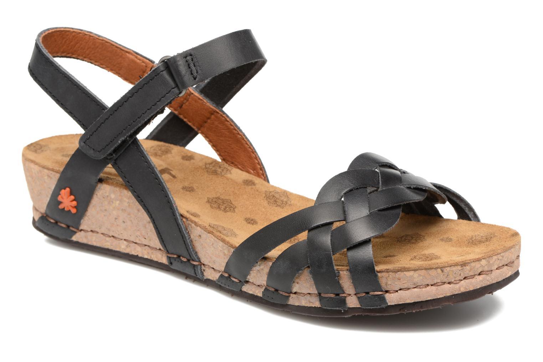 Sandales et nu-pieds Art Pompei 735 Noir vue détail/paire
