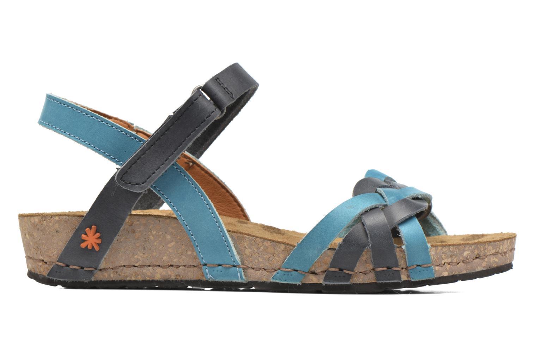 Sandali e scarpe aperte Art Pompei 735 Azzurro immagine posteriore