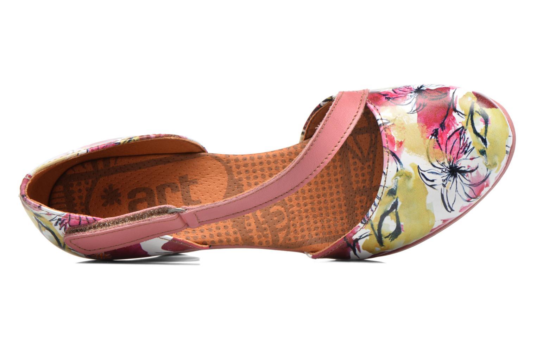 Escarpins Art Rio 278 Multicolore vue gauche