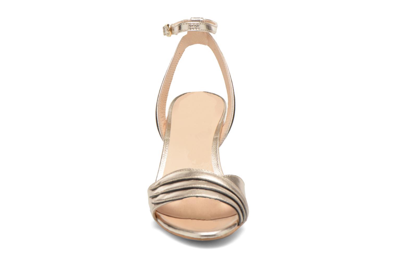 Sandales et nu-pieds Petite mendigote Maldive Or et bronze vue portées chaussures
