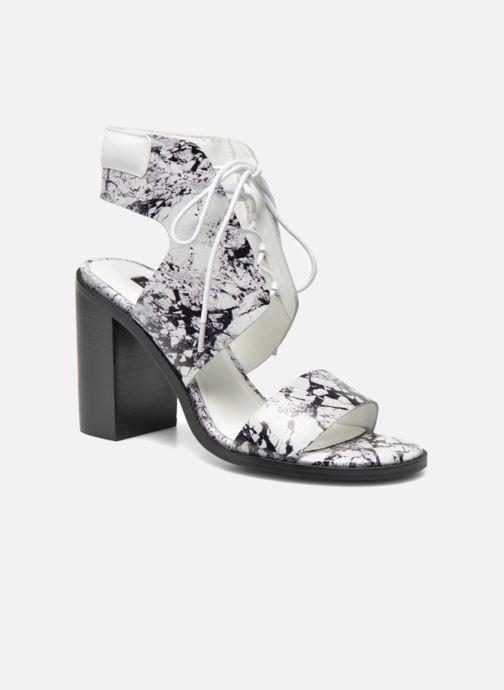 Sandales et nu-pieds SENSO Valleri VII Blanc vue détail/paire