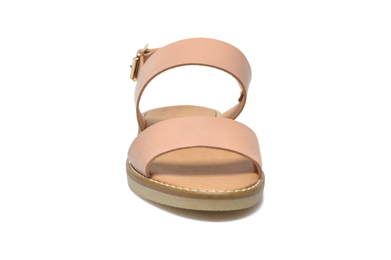 Sandalen Pieces Psjennifer Beige model