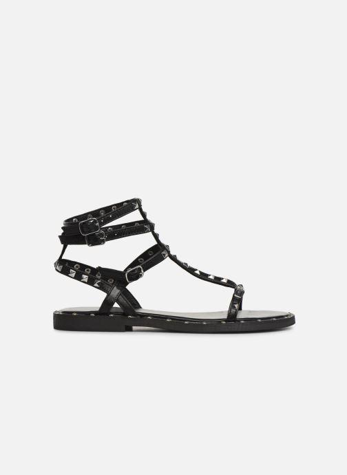 Sandales et nu-pieds Les Tropéziennes par M Belarbi Cassie Noir vue derrière