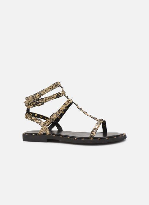 Sandalen Les Tropéziennes par M Belarbi Cassie beige ansicht von hinten