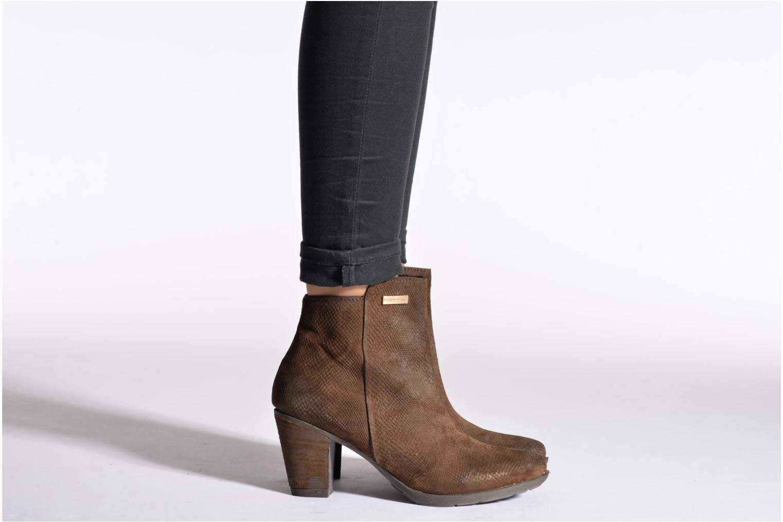 Boots Les Tropéziennes par M Belarbi Lune Brun bild från under