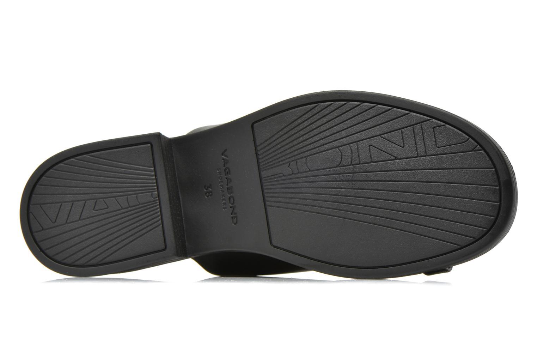 Zuecos Vagabond Shoemakers IVY 4134-101 Negro vista de arriba