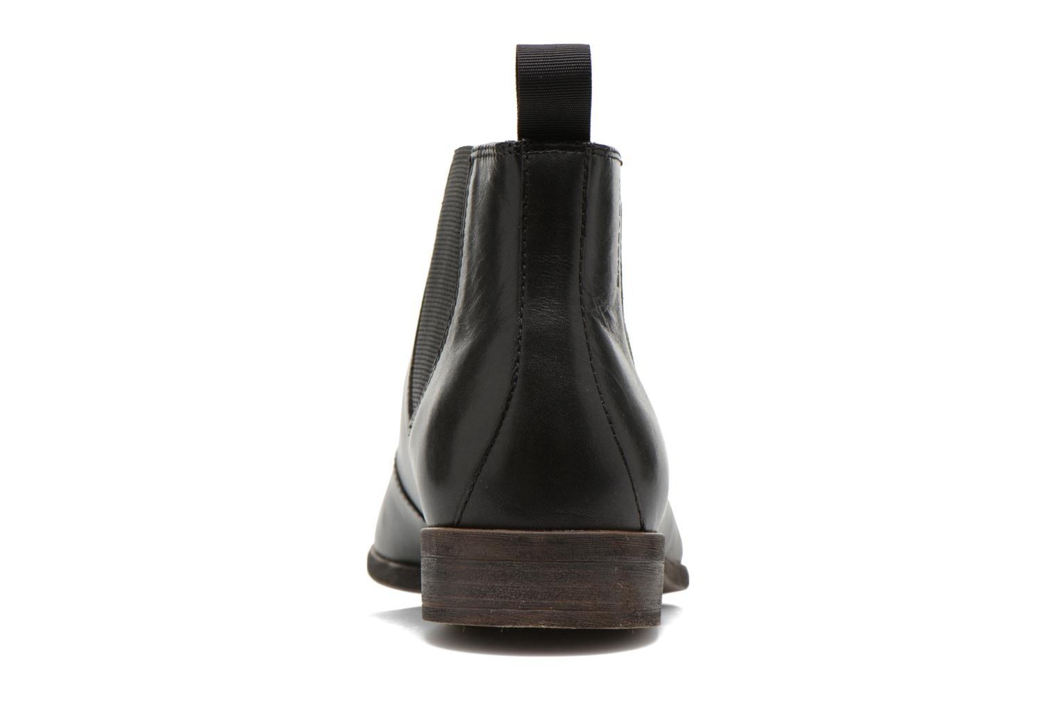 Ankle boots Vagabond Shoemakers HUSTLE 4163-001 Black view from the right