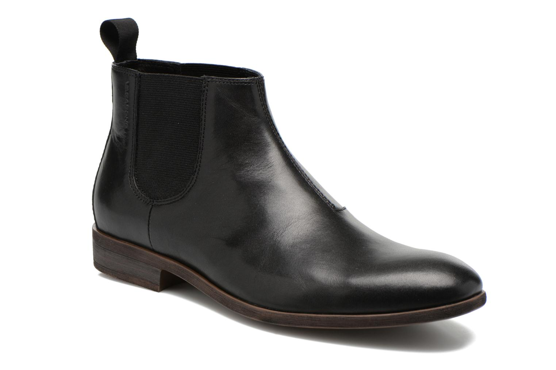 Ankle boots Vagabond Shoemakers HUSTLE 4163-001 Black detailed view/ Pair view