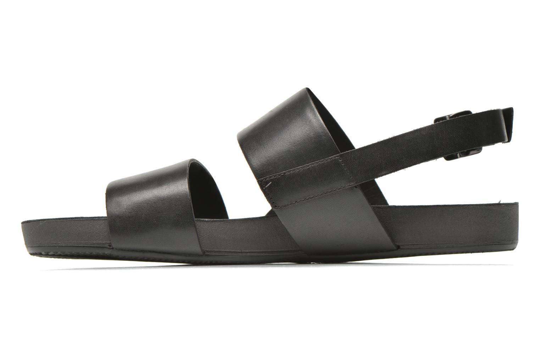 Sandales et nu-pieds Vagabond Shoemakers Funk 4390-101 Noir vue face