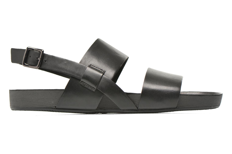 Sandales et nu-pieds Vagabond Shoemakers Funk 4390-101 Noir vue derrière