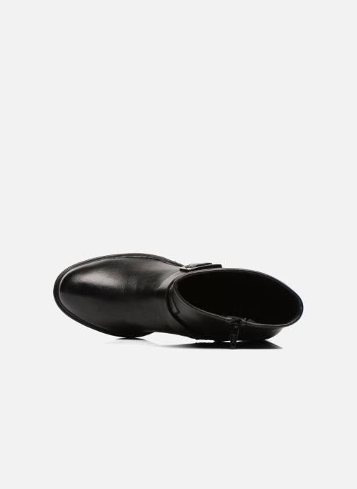 Bottines et boots Initiale Paris Carnaby Noir vue gauche