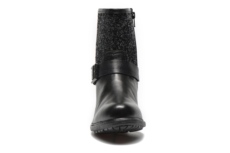 Boots en enkellaarsjes Initiale Paris Carnaby Zwart model