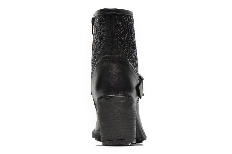 Boots en enkellaarsjes Initiale Paris Carnaby Zwart rechts