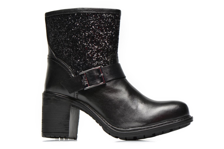 Boots en enkellaarsjes Initiale Paris Carnaby Zwart achterkant