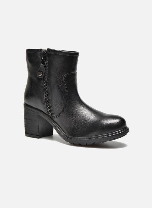 Bottines et boots Initiale Paris County Noir vue détail/paire