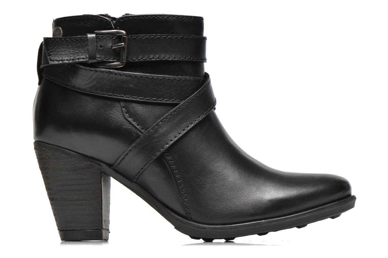 Boots en enkellaarsjes Initiale Paris Marble Zwart achterkant